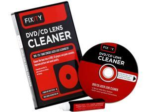 Fixity ACCFLCC01 DVD CD Laser Lens Cleaner