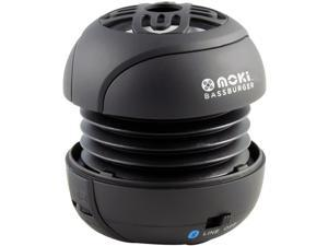 Moki Bassburger with Bluetooth and Microphone (Black) ACCBBTM