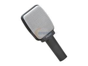 Sennheiser Super-cardioid Dynamic Guitar Microphone - Silver (E 609)