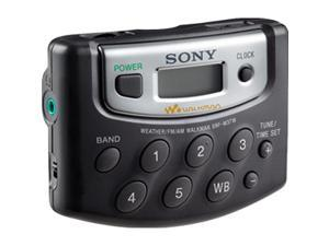 SONY  Walkman Digital Tuning Weather/FM/AM Stereo Radio SRFM37W