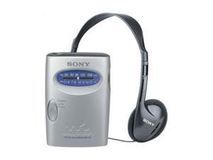 SONY AM/FM Walkman Radio SRF-59 SILVER