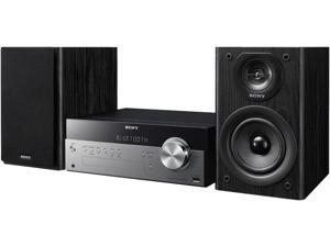 Sony CMT-SBT100 Micro Music System with Bluetooth and NFC