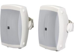 YAMAHA NSAW150W 2 - Way White All Weather Speaker Pair
