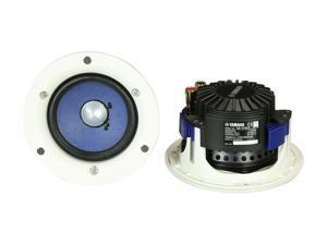 "Yamaha  NS-IC400  4"" (10cm) In-Ceiling Speakers Pair"