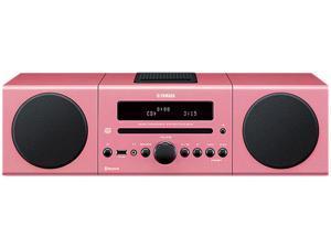 YAMAHA Desktop Audio Bluetooth System, Pink MCR-B142PI