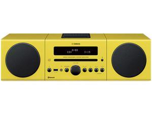 YAMAHA Desktop Audio Bluetooth System, Yellow MCR-B142YL