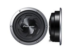 "Pioneer 10"" 800W Shallow Mount IMPP Component Subwoofer"