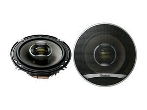 "Pioneer TS-D1602R 6-1/2"" 2-way car speakers - also fit 6-3/4"" openings"