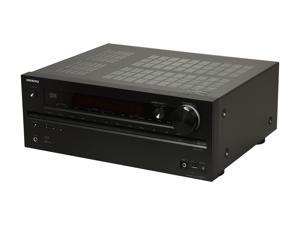 ONKYO TX-NR717 7.2-Channel Home Theater A/V Receiver – Black