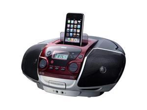 RCA Portable CD Player with dock for iPhone RCD175I