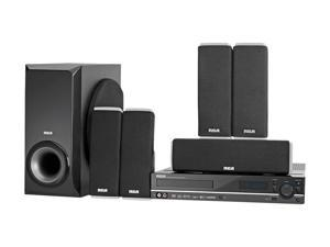 RCA RTD317W Home Theater System With 1080p Upconvert Dvd