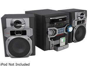 RCA 5-Disc Changer Mini Audio System RS2767iF
