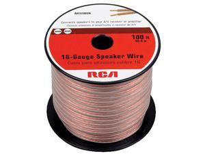 RCA Model AH16100SR 100 ft 16-Gauge Speaker Wire