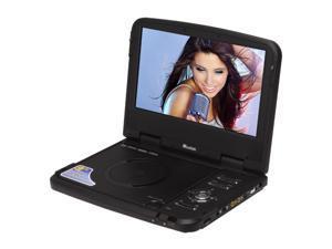 """Mustek MP95A 9"""" Portable DVD Player"""