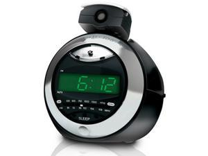 COBY CRA79 Digital Projection AM/FM Alarm Clock Radio