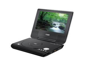 "COBY TFDVD7008 7"" Widescreen TFT Portable DVD Player"