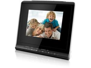 "COBY DP356BLU 3.5"" 320 x 240 Digital Photo Frame"
