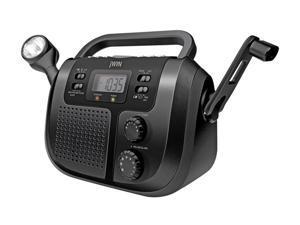 Jwin Portable AM/FM Weatherband Radio JXM125