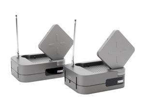 TERK LF-30S Leapfrog- Wireless 2.4 GHz A/V Transmitter/Receiver System