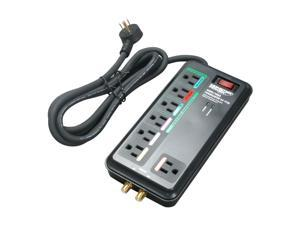 MONSTER POWER 121708 7-Outlet PowerCenter(TM) AV 775G with GreenPower(TM)