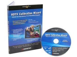 MONSTER 123901 HDTV Calibration Wizard DVD