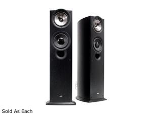 KEF Classic Q Series iQ70 Floorstanding Speaker (Black Ash) Each
