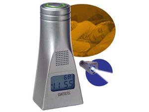 DATEXX LED-45 Talking Alarm Clock and Flashlight
