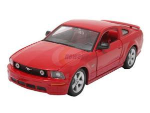 1:24 2006 Ford Mustang GT Coupe Red