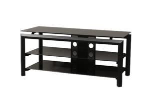 "TECH CRAFT HBL44 Up to 50"" Black TV Stand"