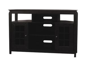 "TECH CRAFT BAY4632B Up to 48"" Black 46"" Wide ""Tall Boy"" Credenza"