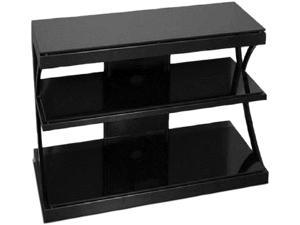 "TECH CRAFT NTR48 Up to 50"" Black TV Stand"