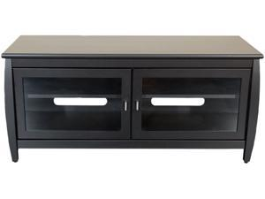 "TECH CRAFT SWBL48 Up to 52"" Black 48"" Wide Credenza"