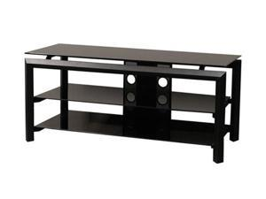 """TECH CRAFT HBL52 Up to 55"""" Black 52"""" Wide TV Stand"""