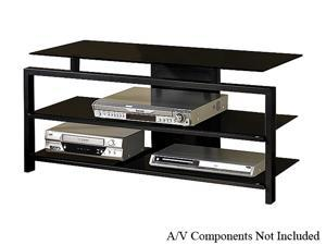 "TECH CRAFT BG4020 Up to 42"" Black 42"" Wide TV Stand"