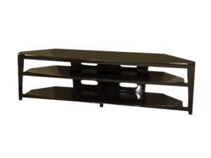 "TECH CRAFT BCE72 Up to 82"" Black TV Stand"
