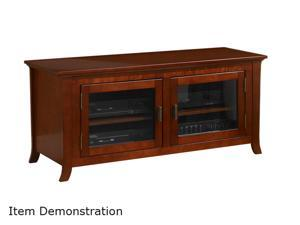 "TECH CRAFT PAL50 Up to 55"" Walnut 50"" Wide Credenza"