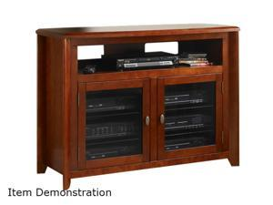 "TECH CRAFT AWC5036 Up to 50"" Walnut Finish Hi-Boy (36"" High) Credenza"