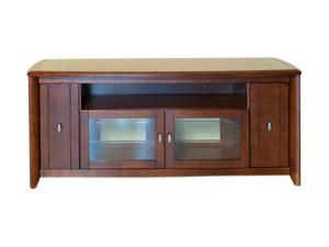 TECH CRAFT AWC6428 Up to 65'' Wood Hi-Boy Credenza