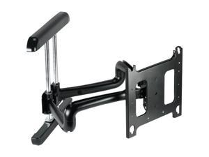 "CHIEF PDRUB Black 42"" - 71"" Flat Panel Dual Swing Arm Wall Mount"