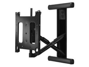"CHIEF PIWRFUB Black 42"" - 71"" Flat Panel In-Wall Swing Arm Mount"