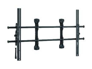 "CHIEF XTMU Black 55"" - 75"" FUSION Universal Micro-Adjustable Tilt Wall Mount"