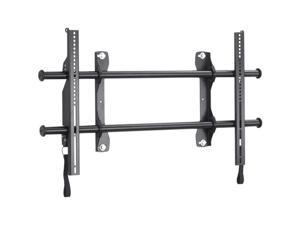 "CHIEF LSAU Black 37"" - 63"" FUSION Universal Flat Panel Fixed Wall Mount"