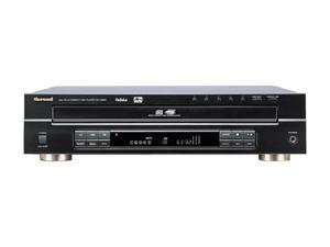 Sherwood CDC-5090R 5-Disc CD Player with 1 Bit D/A Converter