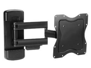 "Ergotron 60-618 Black 23""–42"" Neo-Flex Cantilever Wall Mount, VHD, Very Heavy Duty"