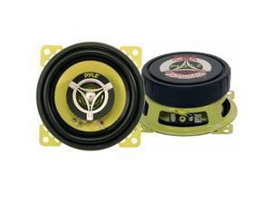 """PYLE 4.0"""" 140 Watts Peak Power 2-Way Speaker"""