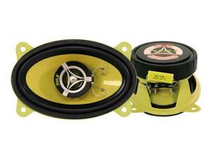 "PYLE 4"" x 6"" 180 Watts Peak Power 2-Way Speaker"