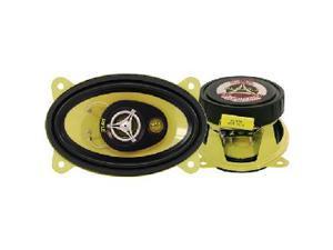 "PYLE 4"" x 6"" 180 Watts Peak Power 3-Way Speaker"