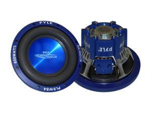 """PYLE PLBW84 8"""" 600W Dual Voice Coil Car Subwoofer"""