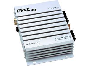 Pyle 2 Channel 240 Watt Waterproof Marine Amplifier