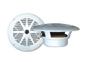 "Pyle PLMR61W 6.5"" 120W 2-Way White Marine Speaker"